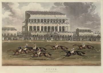 Five plates of Epsom:  The bet