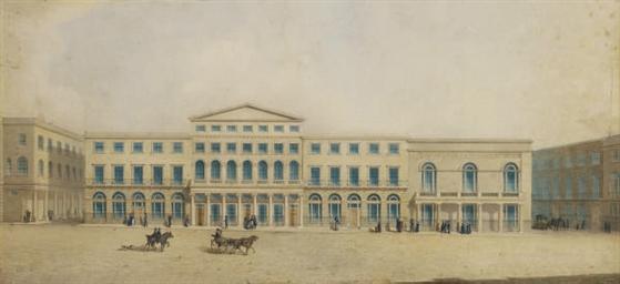 Carlton Chambers, Regent Stree