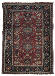 An antique Kuba rug & Erevan r