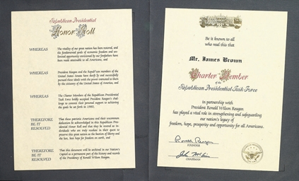 Presidential Honor Roll Certif