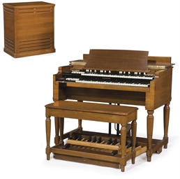 Hammond B-3 Organ and Leslie S