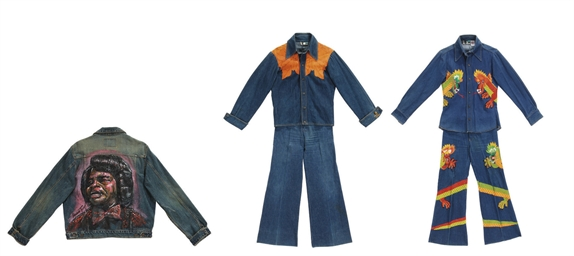 Denim Ensembles