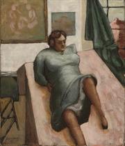 Figure reclining