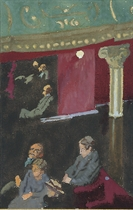The stalls, Bath Music Hall