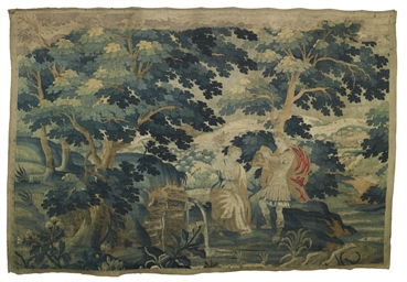 A MYTHOLOGICAL TAPESTRY