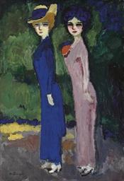 Les deux Parisiennes (Le senti
