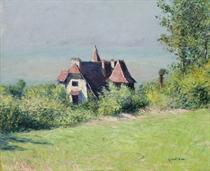 Une villa à Trouville