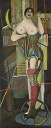 Woman (Corset)