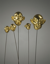Golden Heads Series