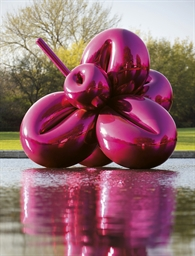 Balloon Flower (Magenta)