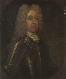 Portrait of Charles, 5th Lord