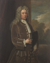 Portrait of Dudley North of Gl