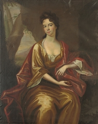 Portrait of Catherine North, t
