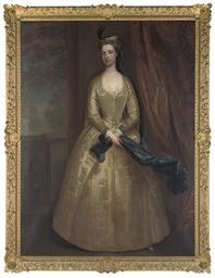 Portrait of Lady Barbara North
