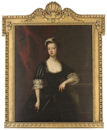 Portrait of Lady Lucy Montagu