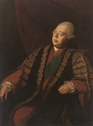 Portrait of Frederick, Lord No