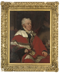 Portrait of Francis North, 4th