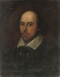 Portrait of William Shakespear