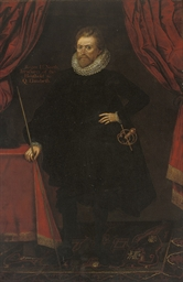 Portrait of Roger, 2nd Lord No