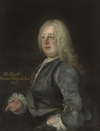 Portrait of Horatio Walpole, 1