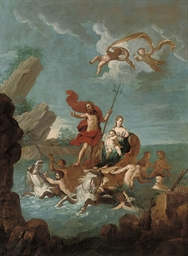 The Triumph of Neptune and Amp