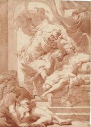 Ulysses before Circe, Mercury