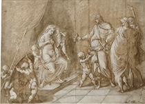The Marriage of Alexander to Roxana