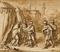 Coriolanus and his encampment outside Rome