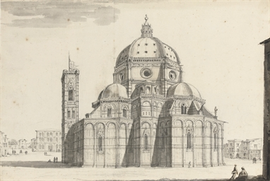 The Duomo and Campanile, Flore