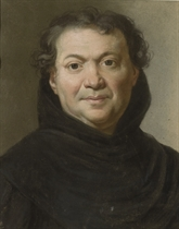 Portrait of an ecclesiastic, bust-length