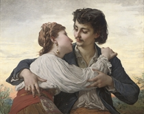 A lovers' tryst