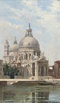 Santa Maria della Salute, Venice