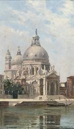 Santa Maria della Salute, Veni