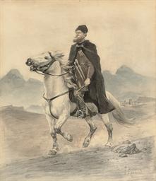Cossack horseman