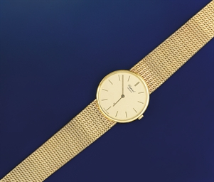 A quartz bracelet watch, by Ch