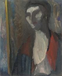 Portrait of Lilian