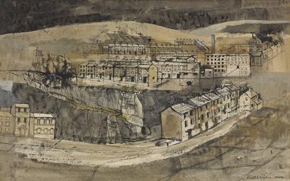 Yorkshire Industrial Landscape