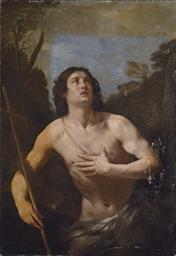 Saint John the Baptist in the