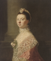 Portrait of Anne, Lady North (
