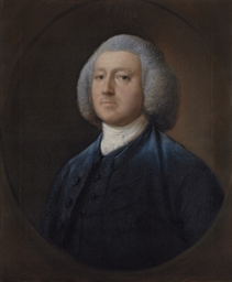 Portrait of Dr. William Walcot