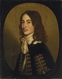 Portrait of Maurice of Nassau,