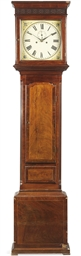 A Victorian mahogany striking
