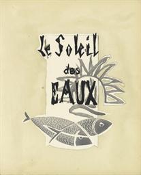 René Char, Le soleil des eaux,