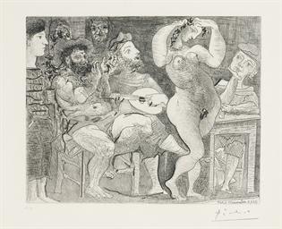 Au Cabaret (B. 286; Ba. 439)