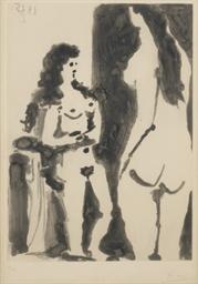 Deux femmes (B. 1198; Ba. 1180