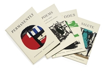 Permanently; The Poems; Odes; and Salute, Tiber Press, New York, 1960
