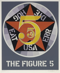 The Figure 5, from Decade (She