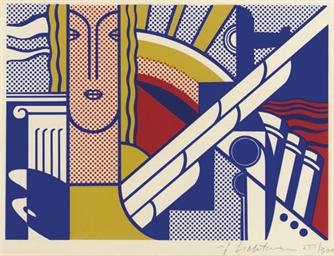 Modern Art Poster (Corlett II.