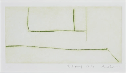 A la Pintura: trial proof (see