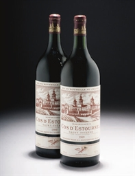 CHATEAU COS D'ESTOURNEL 1989